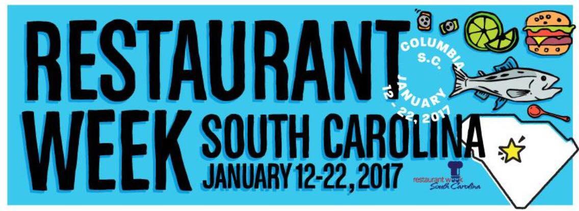 Columbia South Carolina Restaurant Week